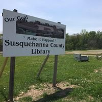 Susquehanna County New Library Fundraising Campaign