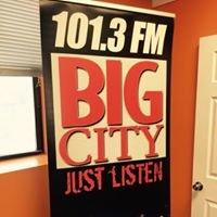 Big City Boston 101.3 FM Radio Station