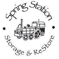 Spring Station Storage & Restore