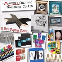 Arnim's Framing & Art Supply Store - Port of Spain, Trinidad and Tobago