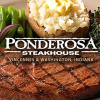 Ponderosa Vincennes & Washington Indiana