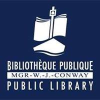Bibliothèque publique Mgr-W.-J.-Conway Public Library (Edmundston)