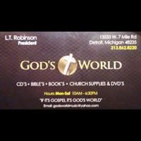 God's World Superstore