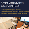 GWU Museum Collections Management and Care Program