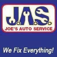 Joe's Auto Service Towing Tires  Auto Repair Hamburg NY