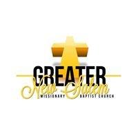 Greater New Salem Church - Memphis
