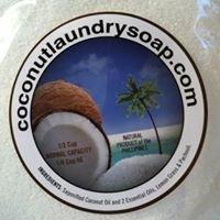 coconutlaundrysoap.com