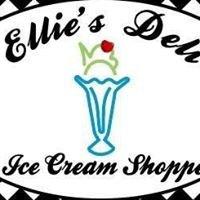 Ellie's Deli and ice cream shop