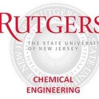 Chemical & Biochemical Engineering Rutgers University