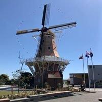 De Molen, Windmill, Foxton, New Zealand