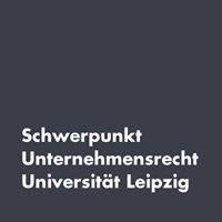 """Schwerpunkt """"Unternehmensrecht"""" - Universität Leipzig"""