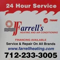 Farrell's Heating and Air Conditioning Inc.