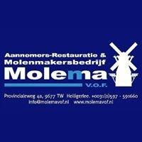 Aannemers - Restauratie & Molenmakersbedrijf Molema Vof