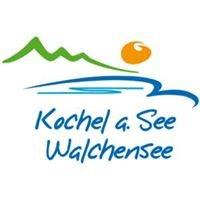 Zwei-Seen-Land am Herzogstand Kochel und Walchensee