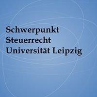 """Schwerpunktbereich """"Steuerrecht"""" - Universität Leipzig"""