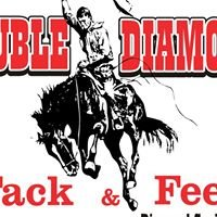 Double Diamond Tack and Feed