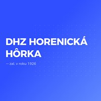 DHZ Horenická Hôrka