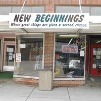 New Beginnings Thrift Store