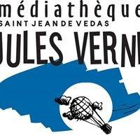Médiathèque Jules Verne