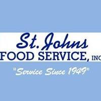 St Johns Food Service Inc