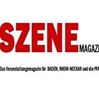 Das SZENE Magazin