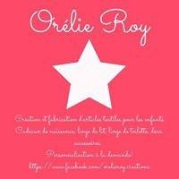 Orélie Roy, créations artisanales pour les enfants de 0 à 3 ans.