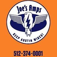 Joe's Amps-Amp Repair Austin