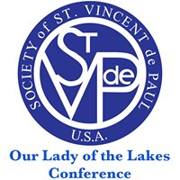 St. Vincent de Paul Our Lady of the Lakes Conference