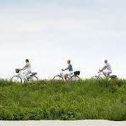Wandelen en fietsen Krimpenerwaard