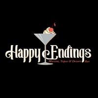 Happy Endings Martini, Tapas & Dessert Bar
