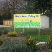Mack Road Valley Hi Community Center