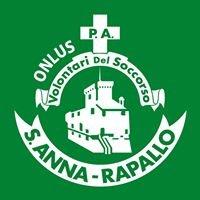 Volontari del Soccorso S. Anna Rapallo