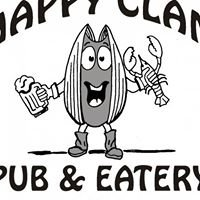 The Happy Clam Pub & Eatery