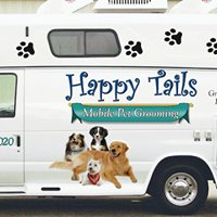 Happy Tails Mobile Pet Grooming