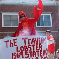 "The ""Original"" Travelin' Lobster"