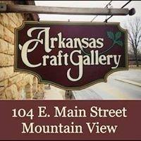 Arkansas Craft Gallery