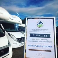 Motorhome Rental Scotland