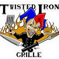 Twisted Iron Grille