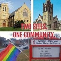 Belmont-Watertown United Methodist Church