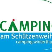Camping am Schützenweiher / Camping Winterthur