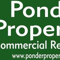 Ponder Properties Commercial Real Estate LLC