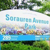 Friends of Sorauren Park