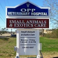 Opp Veterinary Hospital