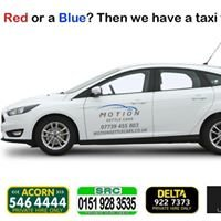 Delta Taxi Motion Settle Cars