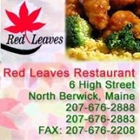 Red Leaves Chinese Restaurant