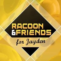 Racoon & Friends for Jayden