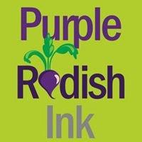 Purple Radish Ink