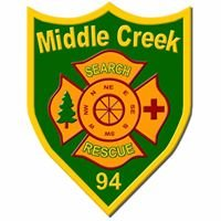 Middle Creek Search and Rescue