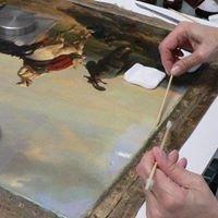restauratie atelier Joanna Hofft Art Restoration