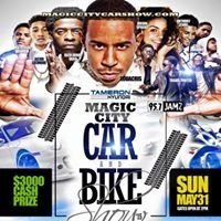 Magic City Car and Bike Show 2015